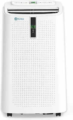 RolliCool Alexa-Enabled Portable Air Conditioner 12,000 BTU with Heater, Dehumid