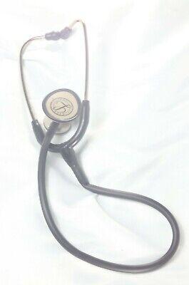 3m Littmann Lightweight Ii Se Nurses Stethoscope Black 28 Tube 2450 1 Ct