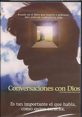Conversations With God / Conversaciones Con Dios Dvd Brand Sealed