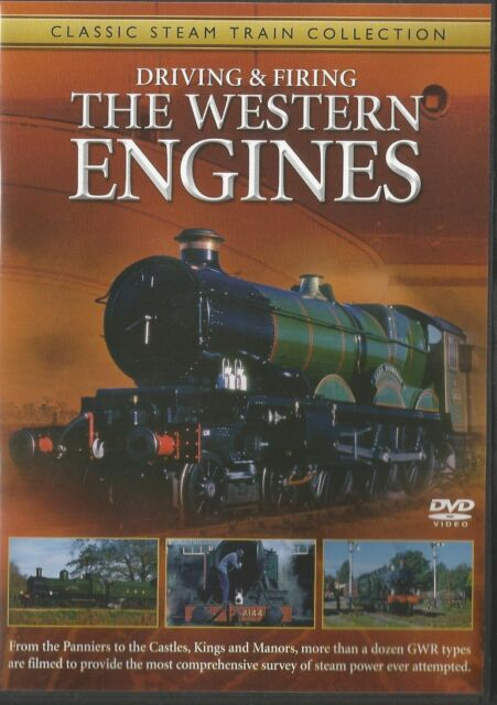 The Western Engines (NEW & SEALED)