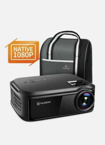 "VANKYO Performance V620 220 ANSI 200"" Display Full HD 1080p Projector"