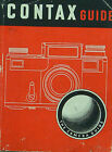 Manuals and Guides for Contax Camera