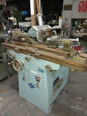 Ok Tool And Cutter Grinder Model 202