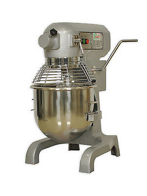New Presto Pm-20 Twenty 20 Qt Quart Planetary Dough Mixer - Free Shipping