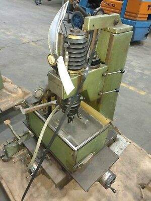 Charmilles Geneve D10 Edm Ram Sinker Type Model D-10 Isopulse P25