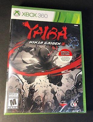 Yaiba [ Ninja Gaiden Z ] (XBOX 360) NEW comprar usado  Enviando para Brazil