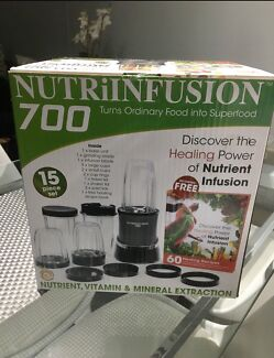 Nutri Infusion 700 Brand New in Box - Never Opened