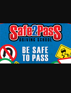 Driving School Safe 2 Pass in North Ryde , Epping ,Eastwood Marsfield Ryde Area Preview