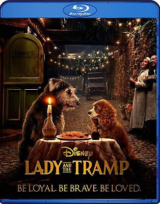 Lady And The Tramp Blu-Ray Disney 2019