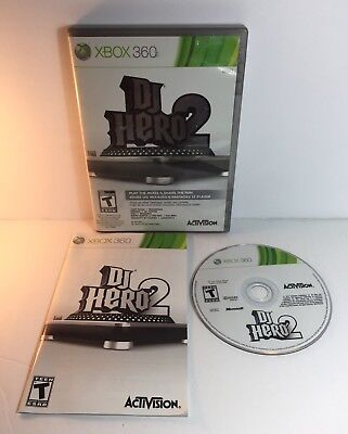 Xbox 360 :Dj Hero 2 for sale  Shipping to Ireland