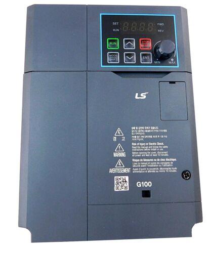 VFD AC Drive Heavy Duty 5HP Normal Duty 7.5HP 230V LSLV0040G100-2EONN LSis New!