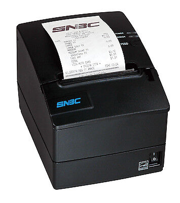 Snbc Btp-r180ii Thermal Pos Printer Usb-serial Ethernet Auto Cutter New