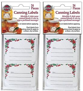 Norpro-602-Canning-Labels-48-Count-Self-Adhesive-Labels-it-is-2-packs-of-24