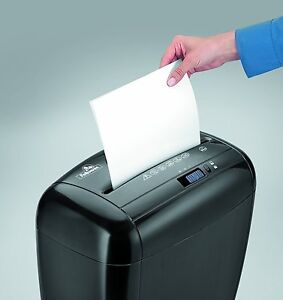 Home-Office-Paper-Document-File-Card-Shredder-Machine-Safety-Lock-BRAND-NEW