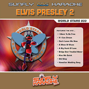 ELVIS-VOL-2-SUNFLY-KARAOKE-CD-G