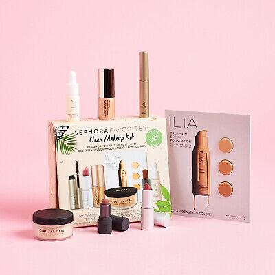 SEPHORA FAVORITES Clean Makeup Kit ILIA, Josie Maran, Bite Beauty, RMS, LAWLESS
