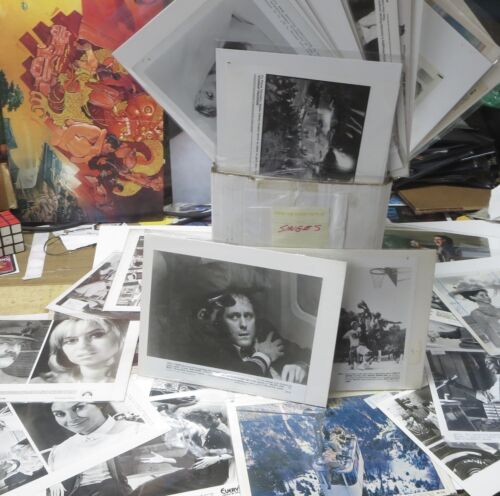 FIFTY MOVIE-STAR LOBBY CARDS/FILM STILLS! WE CHOOSE, YOU GET 50 MOVIE STARS!