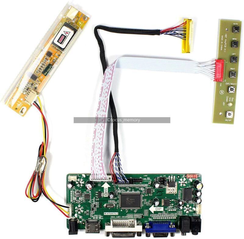 LP133WX1(TL)(A1) LP133WX1-TLA1 HDMI DVI VGA LCD LED Controller Board Driver