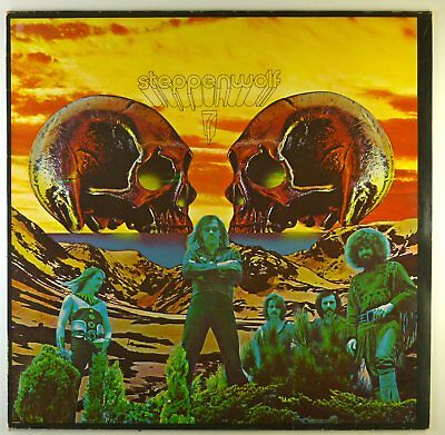 """12"""" LP - Steppenwolf - Steppenwolf 7 - F1010 - cleaned gebraucht kaufen  Achern"""