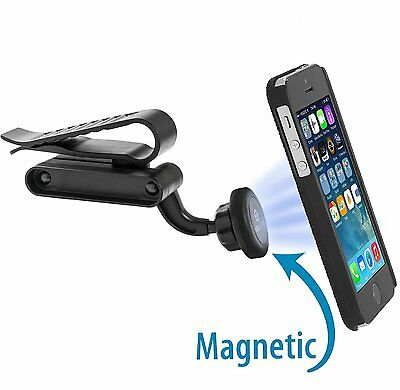 universal visor magnetic car mount holder