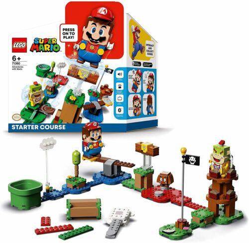 LEGO Super Mario 71360 Abenteuer mit Mario™ – Starterset