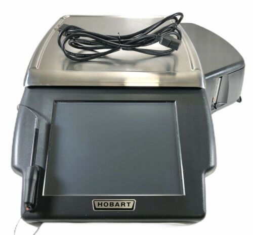 Hobart HLX-1LF Deli Scale Price Calculating Thermal Printer SN422