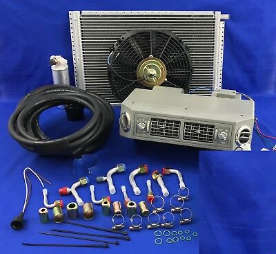 . NEW A/C KIT UNIVERSAL UNDER-DASH EVAPORATOR HEAT/COOL 406