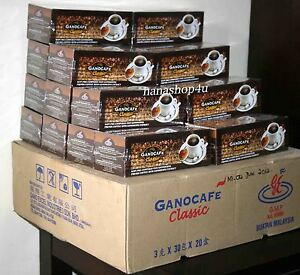 20-BOXES-OF-GANO-CAFE-CLASSIC-GANO-EXCEL