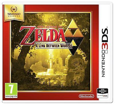 The Legend of Zelda: A Link Between Worlds Nintendo 3DS 7+ Years