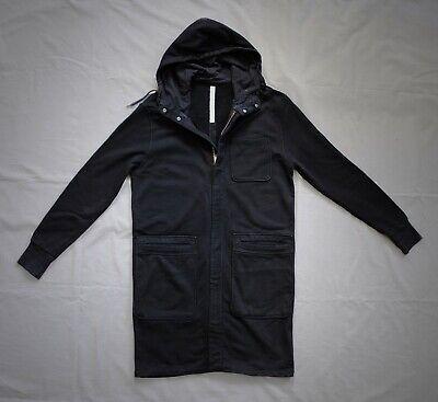 Silent Damir Doma SS 2015 Calx black hoodie sweat coat size M