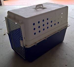 LARGE Dog Travel Kennel Barden Ridge Sutherland Area Preview