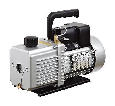 Hfsr Vacuum Pump Single Stage 110v 12cfm- Inlet Sae 14-38 22.5micron 1hp