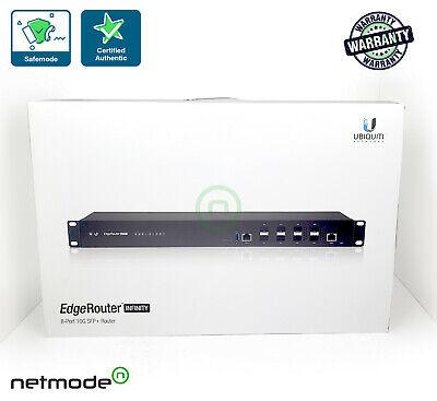 Ubiquiti Networks EdgeRouter Infinity ER-8-XG 8-Port 10G SFP+ Router 1-YEAR WRNT