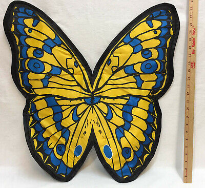All Black Halloween Costumes For Women (Butterfly Wings Halloween Costume Kids Teen Woman One Size Fits All Black)