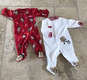 Newborn Christmas baby outfits