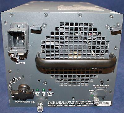 CISCO WS-CAC-3000W SONY APS-211 CATALYST 6500 SERIES 3000W AC POWER SUPPLY