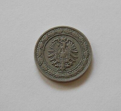 KAISERREICH: 20 Pfennig 1888 G, J. 6, sehr schön+,  SELTEN !!!  II.