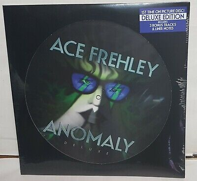 Ace Frehley Anomaly Picture Disc LP Vinyl Record new