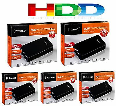 HDD Disque dur externe 3,5★1TO★2TO★3TO★4TO★5TO★TB TO Pc Portable Intenso USB 3.0