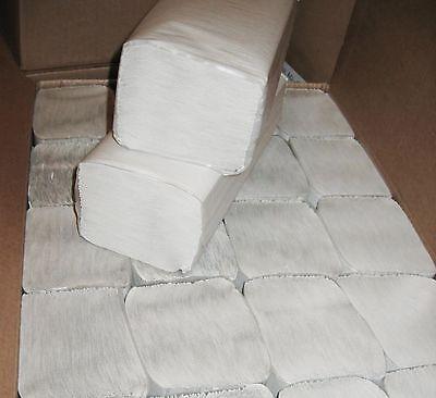 2 Karton 10.000 Blatt Falthandtücher Papierhandtücher 25x23 1-lagig natur