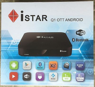 Istar Korea Q1 Ott With Android 1 Year Free Online Tv 3100 Channels