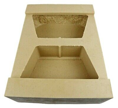 Rubber Molds For Concrete Retaining Wall Block 11.5 Recycled Material