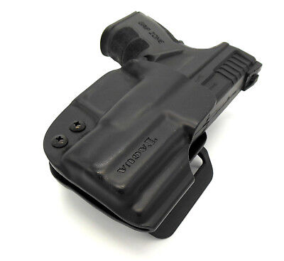TAGUA by BLADE-TECH OWB ASR Loop KYDEX Belt Holster - SPRINGFIELD XD 9 40 SUB 3