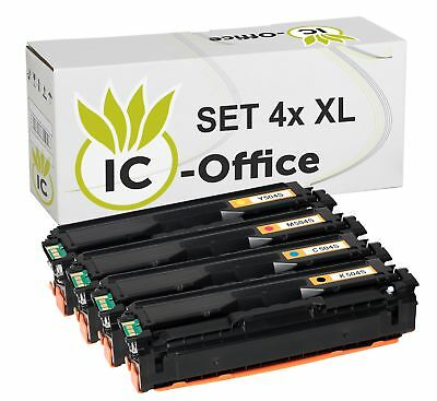 4x XL TONER für SAMSUNG Xpress CLP-415 C1810W C1810FW C1860FW Multipack Set