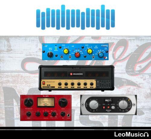 PLUGIN ALLIANCE Bundle BX_Rockrack + V3 BX Opto + Maag Audio EQ2 Genuine License