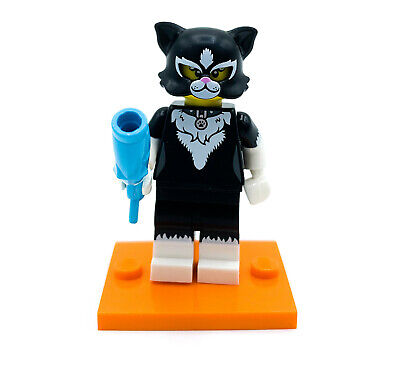 Lego 71021 Minifiguren Serie 18 Figur Mädchen im Katzenkostüm *Neu* inkl. OVP