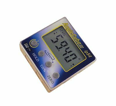 Gen 3 Igaging Angle Cube Rechargeable Ip54 Digital Level Protractor Inclinometer