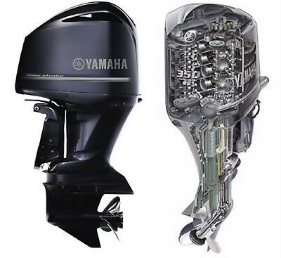 Yamaha 4 stroke Outboard F300 F350 Motor Service Manual Library