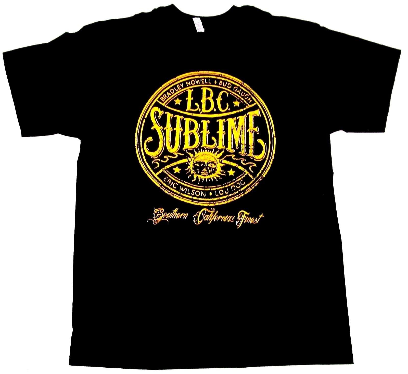 sublime t shirt lbc ska punk long