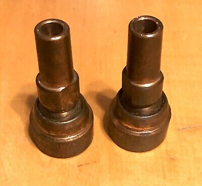 Spotwelder Tips Nos. 2 Pk. 1 Flat Face Swivel. 4rw. Lockformer Aro Miller Guy.
